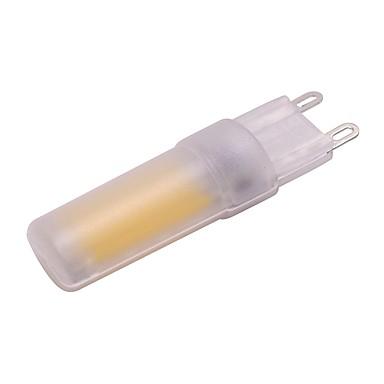 1db 2 W 180 lm G9 LED betűzős izzók T 2 led COB Meleg fehér Hideg fehér AC 220-240V
