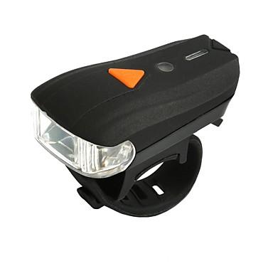 Kerékpár világítás biztonsági világítás Kerékpár első lámpa Világítás LED LED Kerékpározás Hordozható Állítható Gyors kioldású Lítium