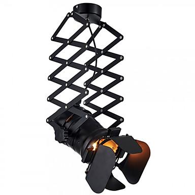 UMEI™ Rustic / Lodge / Vintage / Country Swing Arm Lights Metal Wall Light 110-120V / 220-240V 60W