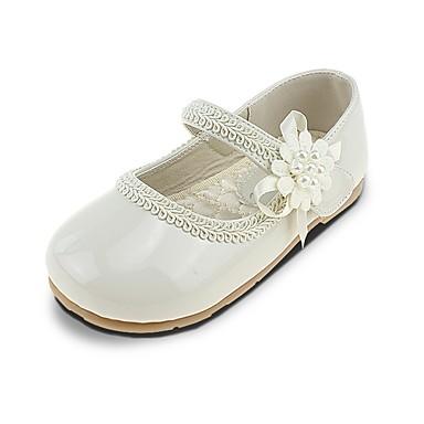 10eb9cf6c99 abordables Zapatos de Niña-zapatos de las niñas de cuero sintético de  primavera amp amp