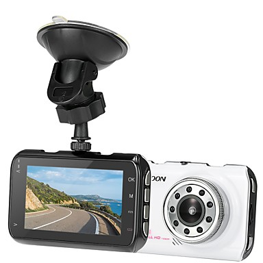 K4680 1080p Car DVR 170 Degree Wide Angle 3 inch LED Dash Cam with Night Vision Car Recorder