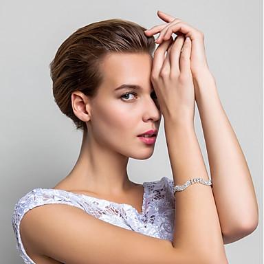 Women's Chain Bracelet - Fashion Bracelet Silver For Party Daily