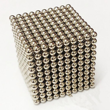 cheap Toys & Games-1000 pcs 3mm Magnet Toy Magnetic Balls Building Blocks Super Strong Rare-Earth Magnets Neodymium Magnet Stress and Anxiety Relief Office Desk Toys DIY Kid's / Adults' / Children's Boys' Girls' Toy