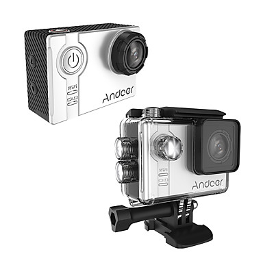 Nagy látószögű kamera High Definition Wifi Vízálló Könnyen hordozható Széles látószög 4K