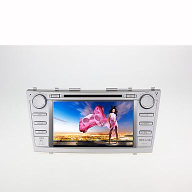 voordelige Automatisch Electronica-8 inch 2 din in-dash auto dvd speler voor toyota camry 2007-2011 met gps, bt, fm, touch screen