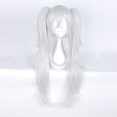 Cosplay Wigs Cosplay Cosplay Anime Cosplay Wigs 70cm CM Heat Resistant Fiber Men's Women's