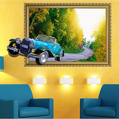 Trasporti adesivi murali adesivi 3d da parete adesivi for Adesivi decorativi da parete