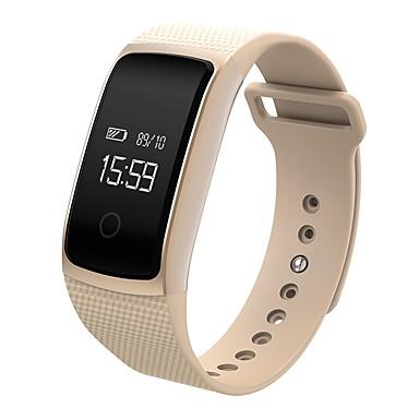 YYA09 Intelligens karkötő Android iOS Bluetooth Sportok Vízálló Szívritmus monitorizálás APP vezérlés Vérnyomásmérés Pulse Tracker Stopper Lépésszámláló Magasság mérő Testmozgásfigyelő