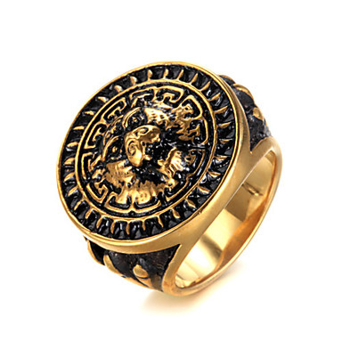 Men's - Luxury, Vintage, Punk 8 / 9 / 10 Gold / Silver For Birthday / Gift / Daily