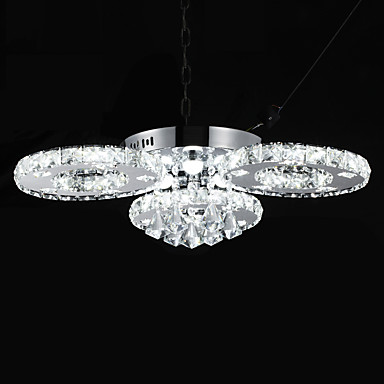 UMEI™ Modern / Zeitgenössisch Unterputz Raumbeleuchtung - Kristall LED, 110-120V 220-240V, Wärm Weiß Weiß, LED-Lichtquelle enthalten