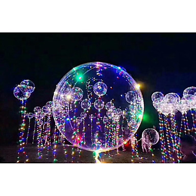LED Lighting Novelty Holiday Sphere Romance Fantacy Glow Lighting Holiday New Design Kid's Adults' Gift