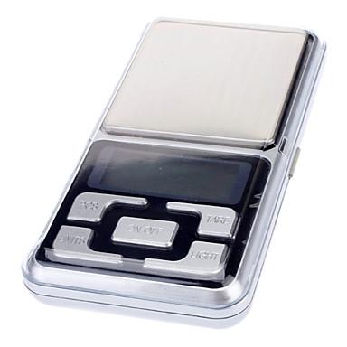 Digitale Diamant und Schmuck Taschen-Waage - 0,01g bis 200g