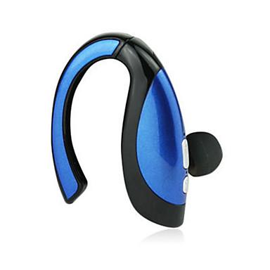 X16 Vezeték nélküli Fejhallgatók Dinamikus Aluminum Alloy Mobiltelefon Fülhallgató Mini / A hangerőszabályzóval / Mikrofonnal Fejhallgató