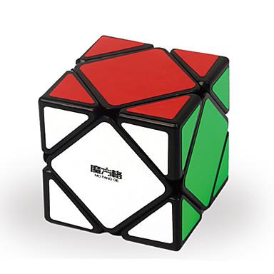 Rubikin kuutio QI YI Skewb / Skewb Cube Tasainen nopeus Cube Rubikin kuutio Puzzle Cube Sileä tarra Lahja Unisex