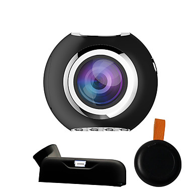 Q1 1296P Night Vision Car DVR 170 Degree Wide Angle CMOS 1.5 inch TFT Dash Cam with WIFI / Night Vision / G-Sensor 1 infrared LED Car