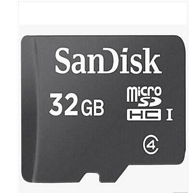 SanDisk 32 GB Karta pamięci karta pamięci class4 4   32