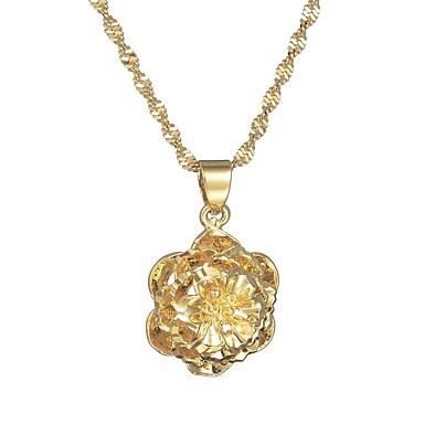 Damskie Złączki , Stokrotka Miedź Kwiatowy Podstawowy Biżuteria Na Casual Formalny