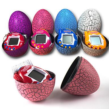 hesapli Oyuncaklar ve Oyunlar-Tamagotchi Elektronik Evcil Hayvanlar Klasik Tema Basit / Oyunlar / Yeni Dizayn Yumuşak Plastik Genç Erkek / Genç Kız Hediye 1 pcs