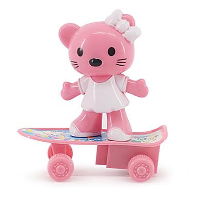 Hulajnoga Pojazd nakręcany od tyłu Nakręcany samochód Zabawki Samolot Zwierzę Animals Słodki Opatrzone Miękkiego tworzywa 1pcs Sztuk