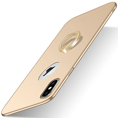 ケース 用途 Apple iPhone X iPhone 8 iPhone 8 Plus iPhone 6 iPhone 7 Plus iPhone 7 スタンド付き バンカーリング つや消し バックカバー 純色 ハード PC のために iPhone X iPhone 8