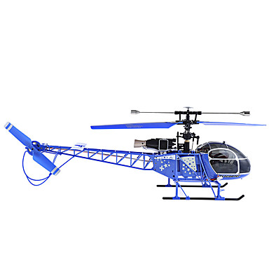 RC Helicopter WL Toys V915 4CH 6 Akselin 2,4G - Kauko-ohjain
