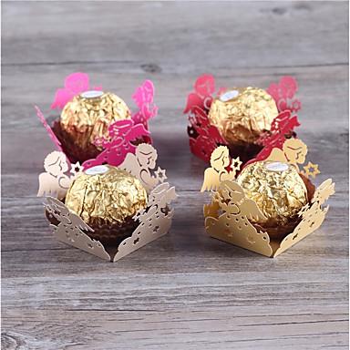Ślub / Specjalne okazje / Wydarzenie / impreza Tworzywo Pearl Paper Dekoracje ślubne Święto Wiosna, jesień, zima, lato