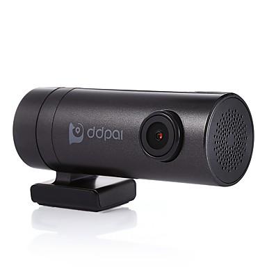 MiNi 1080p Rejestrator samochodowy 140 stopni Szeroki kąt Brak ekranu (wyjście przez APP) Dash Cam z WIFI / Nagrywanie cyklu pętli Nie Rejestrator samochodowy