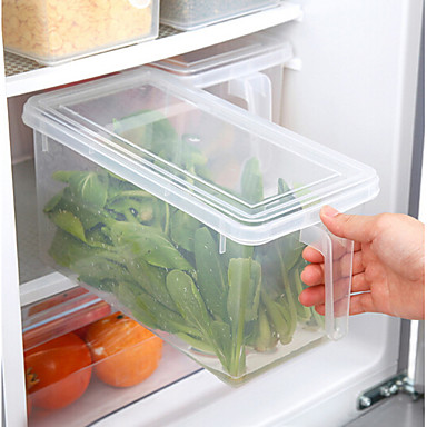 Organizacja kuchni Magazyn żywności Plastik Łatwy w użyciu 1szt