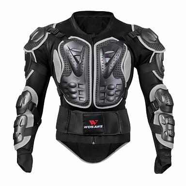wosawe bc202-1 odzież ochronna motocyklowa odzież ochronna unisex dorośli eva pe odporny na wstrząsy sprzęt bezpieczeństwa