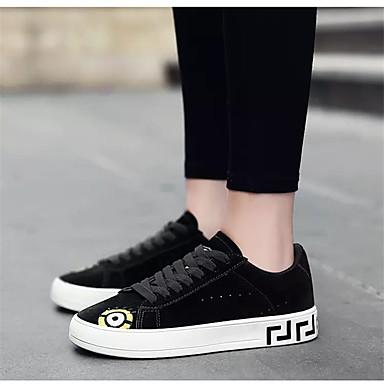 le printemps et l'automne, les chaussures de de de cuir noir / blanc / rouge. 63260c