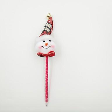 Dekoracje bożonarodzeniowe Zabawki Bałwan Święto Święto Dla dzieci Dla dorosłych Sztuk