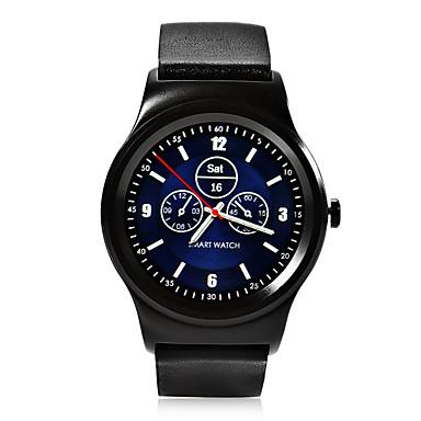 Smartwatch R1 for iOS / Android Touchscreen / Herzschlagmonitor / Wasserdicht Schrittzähler / Fernbedienung / AktivitätenTracker / Schlaf-Tracker / Wecker / 128MB / Langes Standby