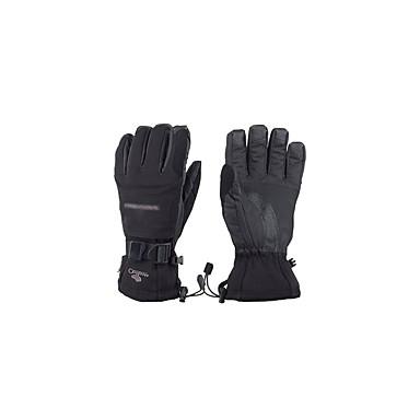 Rękawice narciarskie Dla obu płci Full Finger Wodoodporny Tkanina Powłoka Narciarstwo Piesze wycieczki Outdoor Exercise Motocykl Zima