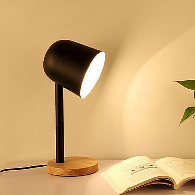 Tischleuchte Für Holz/Bambus 220v Blau Weiß Schwarz Grün