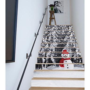 Navidad pegatinas de pared calcoman as 3d para pared - Vinilos decorativos de navidad ...
