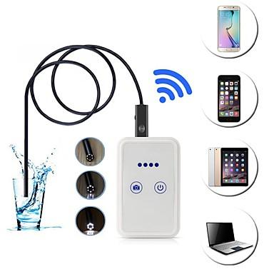Kamera z endoskopem bezprzewodowym 9mm Dia android endoskop Kamera inspekcyjna ios 3,5 mm z endoskopem USB