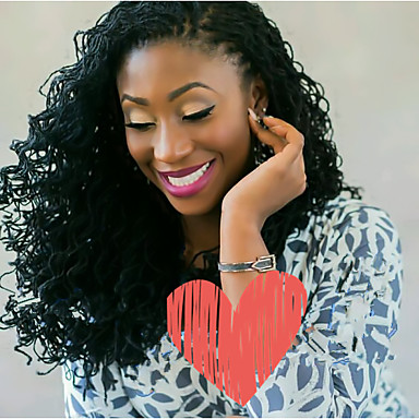 Mikro Locs Siostra Locs Miękki Afrykańskie warkocze projektanci 100% włosy kanekalon 1 Warkocze Twist Włosy Warkocze Medium