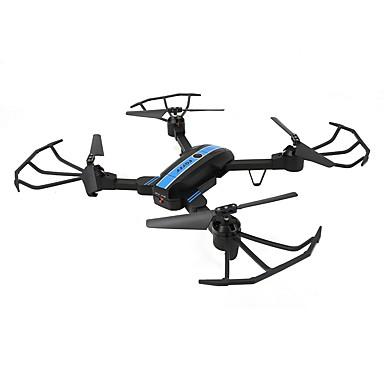 RC Dron FQ777 FQ777-24 4 kanały Oś 6 2,4G / Wi-Fi Z kamerą HD 720P Zdalnie sterowany quadrocopter Lampy LED / Powrót Po  Naciśnięciu Jednego Przycisku / Tryb Healsess Zdalnie Sterowany Quadrocopter