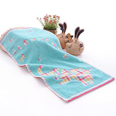 Frischer Stil Handtuch Gehobene Qualität Reine Baumwolle Handtuch