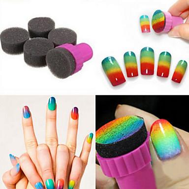 Zestawy Nail Art Zestaw narzędzi do zdobienia paznokci Kosmetyki do makijażu DIY Nail Art