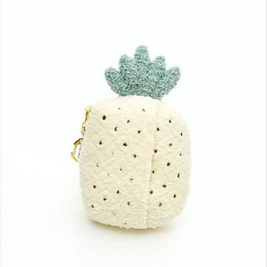 Mode Blumen Frucht Kuscheltiere & Plüschtiere Niedlich Kinder Handtaschen Geldbeutel Cartoon Design Kreativ lieblich bezaubernd Frucht