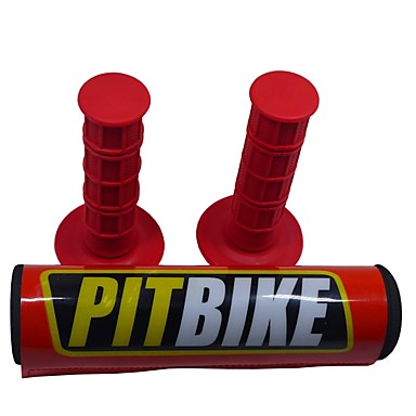 uniwersalny mini motocross dirt pit kieszeń rowerowy uchwyty bar ochraniacz bar pad