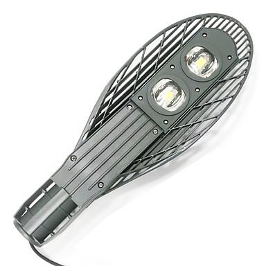 100w הובילה IP65 עמיד למים מנורת כביש פנסי הרחוב הוביל לומן שבב אורות בוהק הוביל הובילה תאורת רחוב משלוח