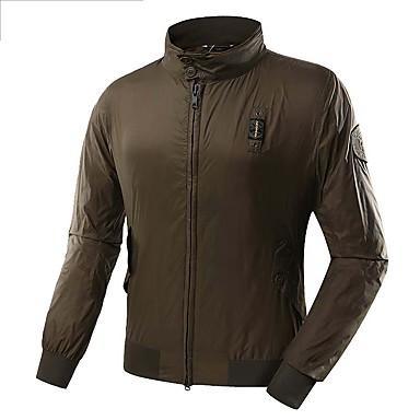 cheap Motorcycle ATV Accessories-Motorcycle Clothes JacketforMen's Nylon Fall
