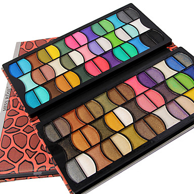 80 Combination Shadow Powder Daily Makeup
