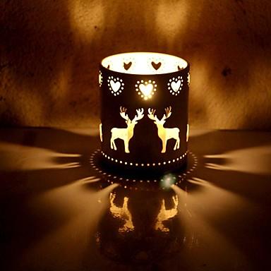 Kerzenhalters Innendekoration,