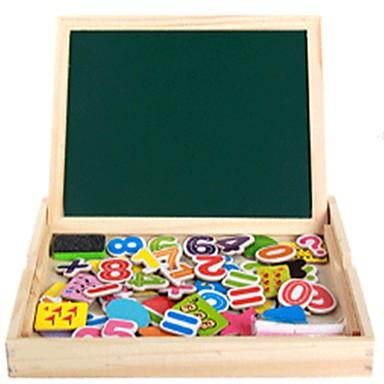 hesapli Oyuncaklar ve Oyunlar-Çizim Oyuncağı Oyuncak Çizim Tabletleri Matematik Oyuncakları Harf Uzun Yastık Okul / Mezuniyet Aile Okul Manyetik multi-aracı Tahta
