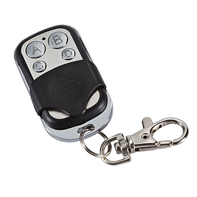 [$4 99] Sonoff® 433 MHz 4-Channel Wireless RF Remote Control 4 Buttons  Electric Gate Door