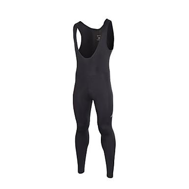 Arsuxeo Spodnie z szelkami na rower Męskie Rower Rajstopy szelkach Odzież rowerowa Fast Dry Anatomiczny kształt Wysoka elastyczność