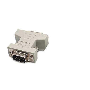 DVI VGA Macho-Fêmea 720p 800 Mbps